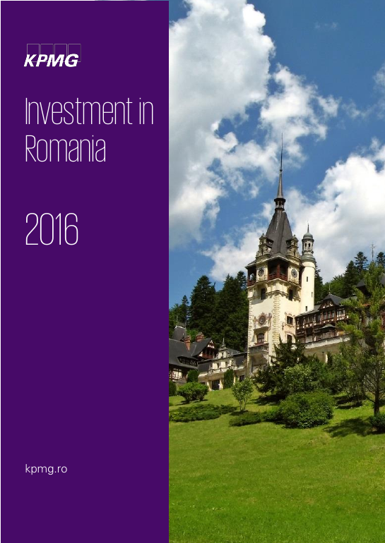 Investment in romania 2016