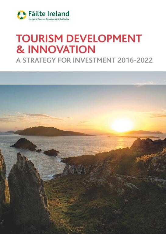 Fi ilte Ireland. Tourism Development and Innovation