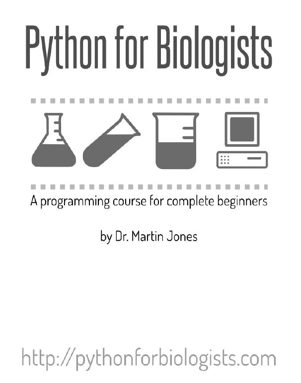 Python for Biologist
