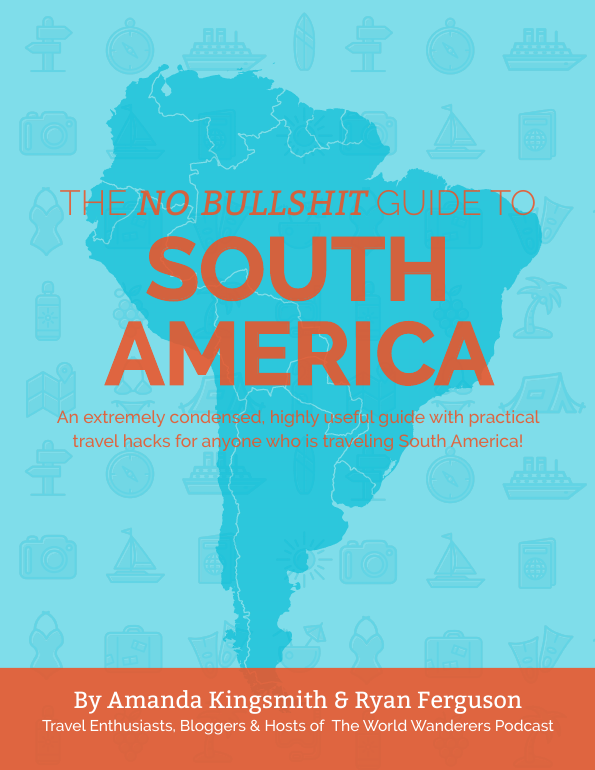 No bs guide to south america