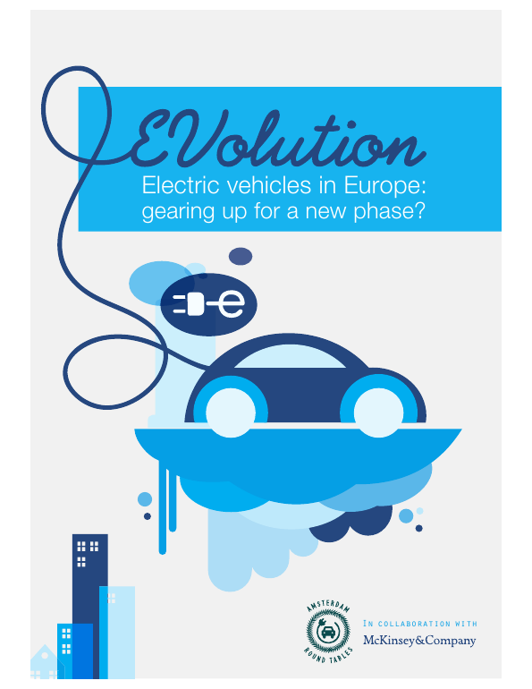 Mckinsey company electric vehicles in europe