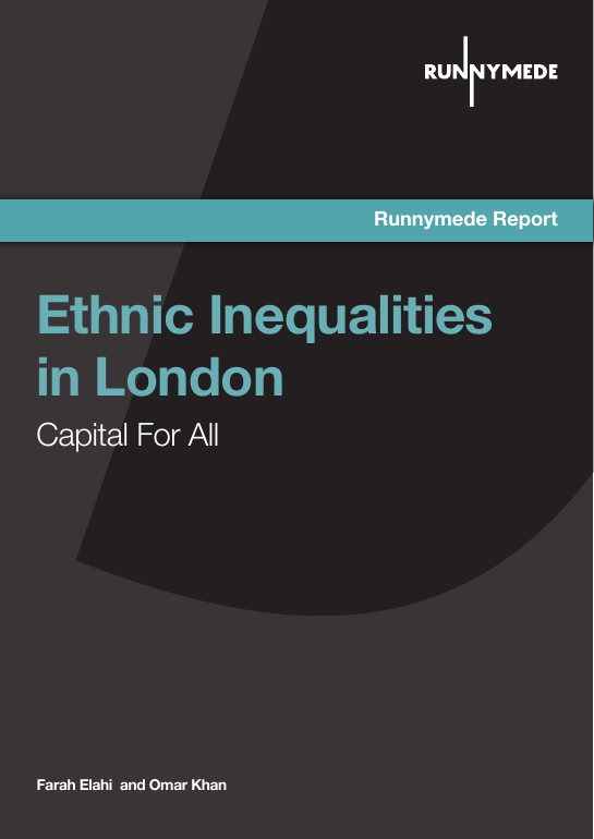 London inequality report
