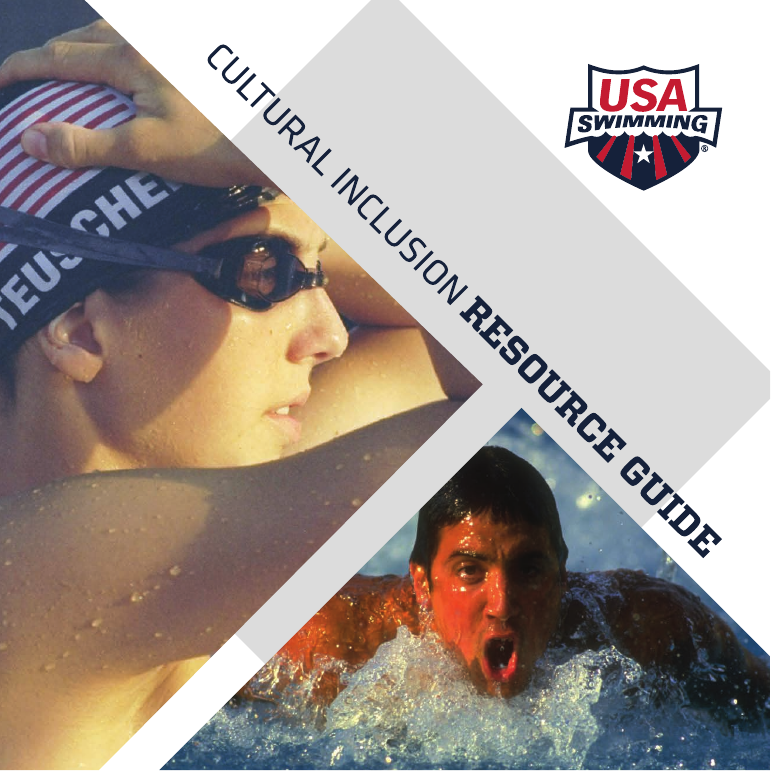 USA Swimming: Cultural Inclusion Resource Guide