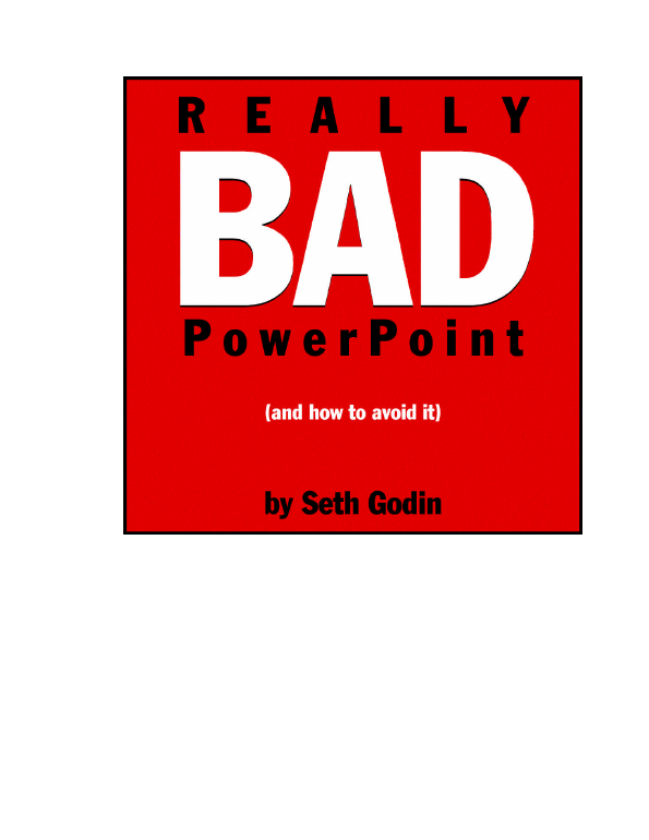 Really bad Power Point