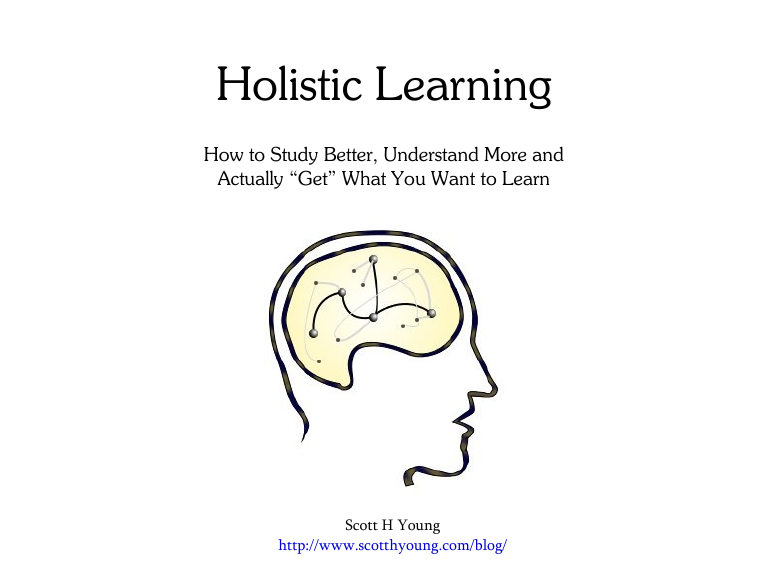 Holistic learning ebook