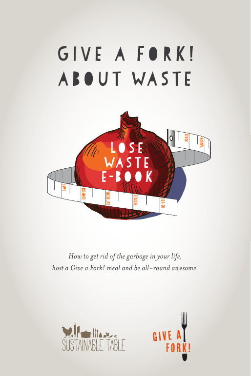 Lose waste ebook spreads