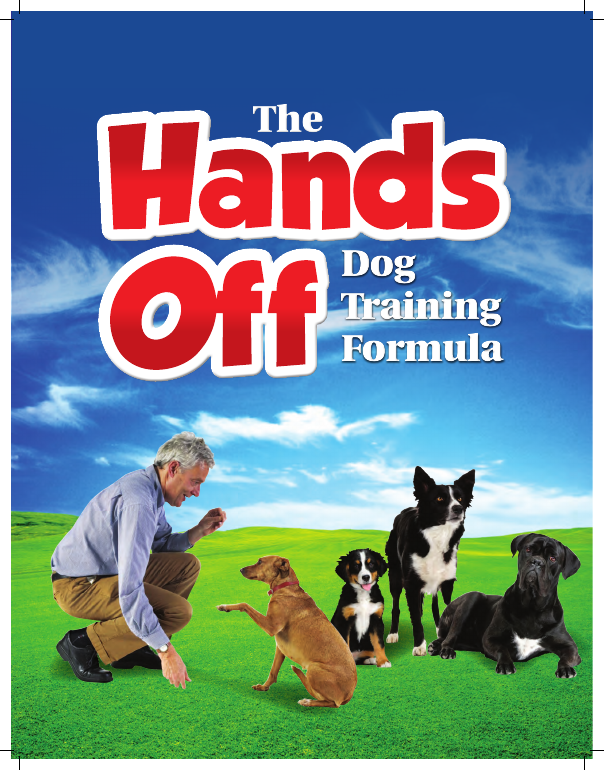 The Hands off dog training Formula