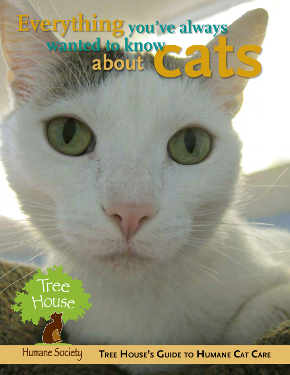 Tree House's Guide To Humane CaT Care