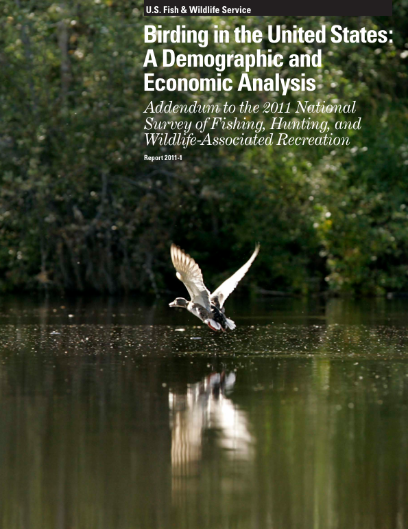 Birding in the United States: A Demographic and Economic Analysis