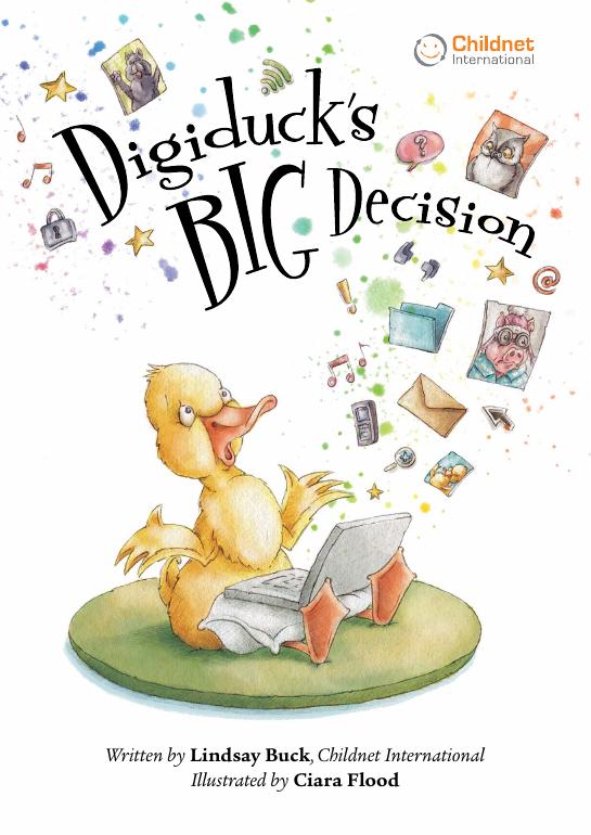 Digiduck ebook