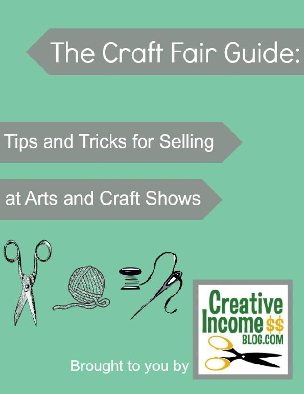 Craft fair guide