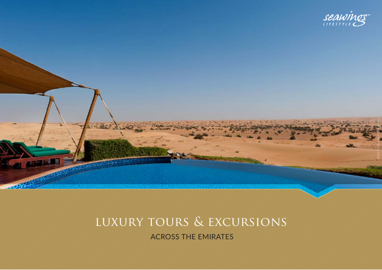 Luxury Tours and Excursions across The Emirates
