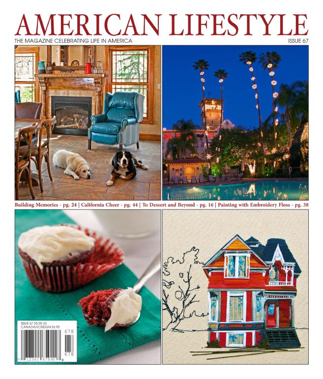 American lifestyle Magazine
