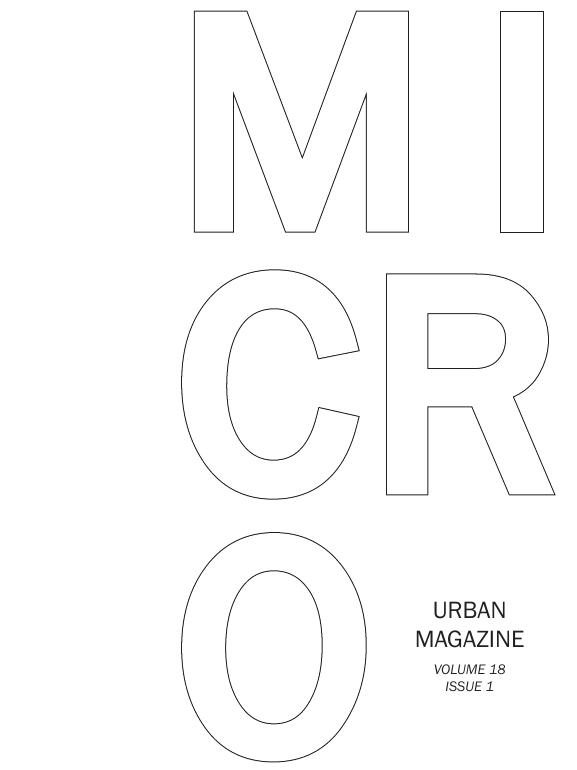 Micro Urban Magazine