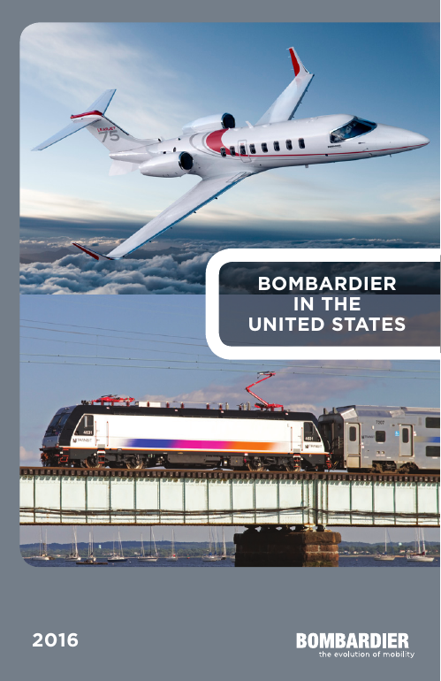 Bombardier in the United States