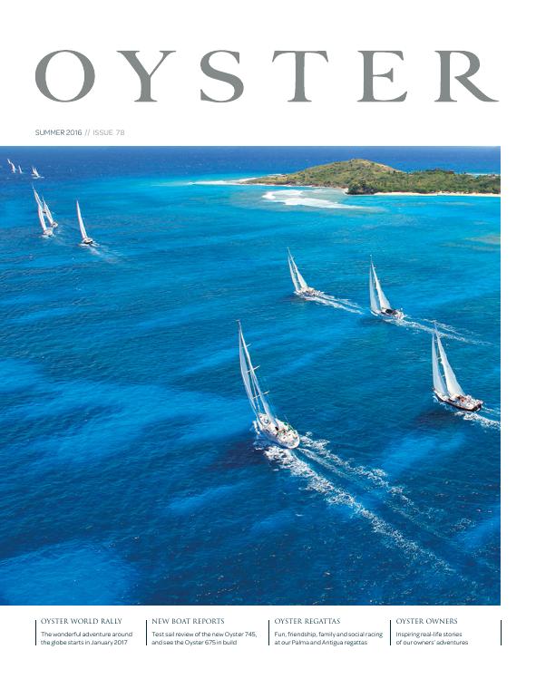 Oyster magazine78
