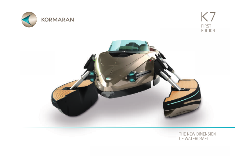 Kormaran K7 First Edition
