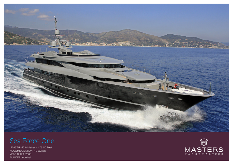 Masters Yachtmasters: Sea Force One