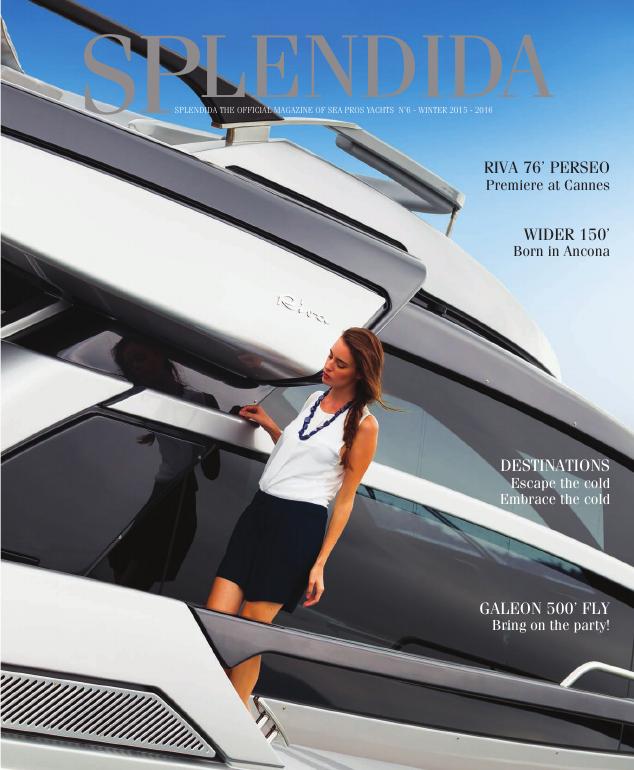 Splendida Magazine