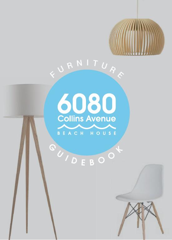 Furniture guidebook