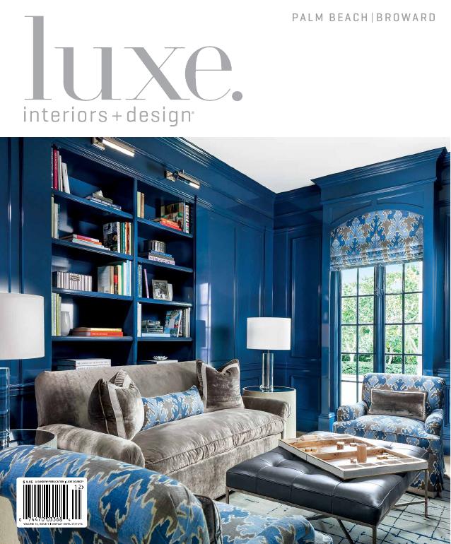Luxe. Interiors + Design