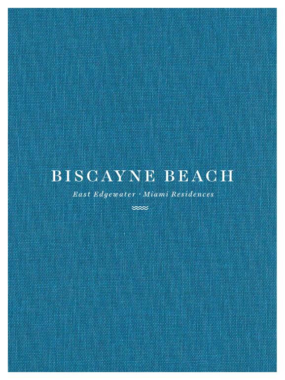 Biscayne beach brochure