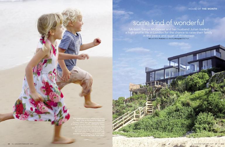 House and leisure (sa): some kind of wonderful