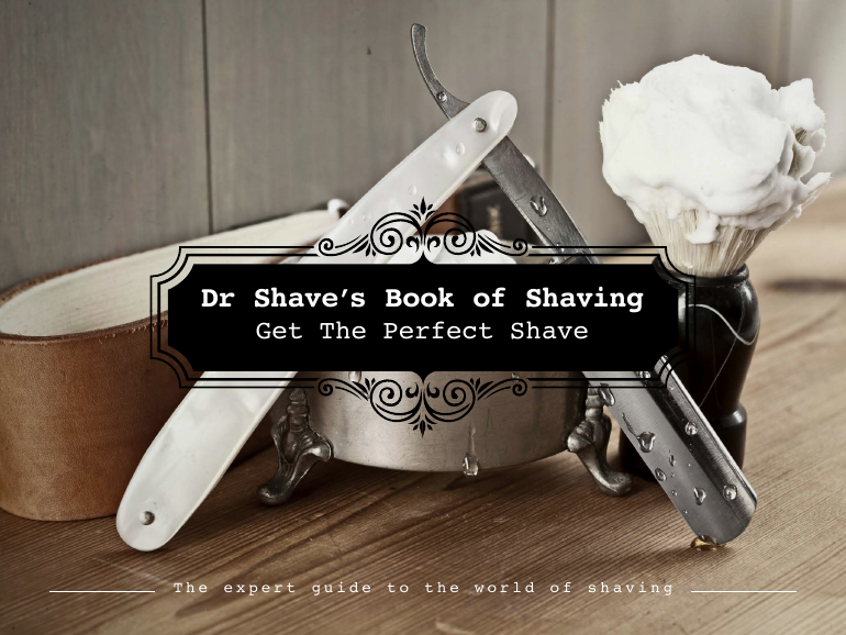 Dr shaves book of shaving