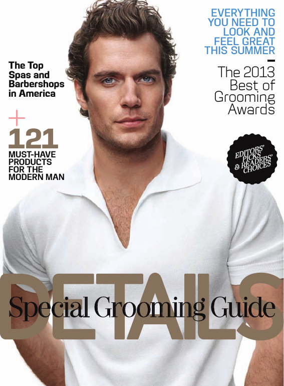 Details special grooming guide