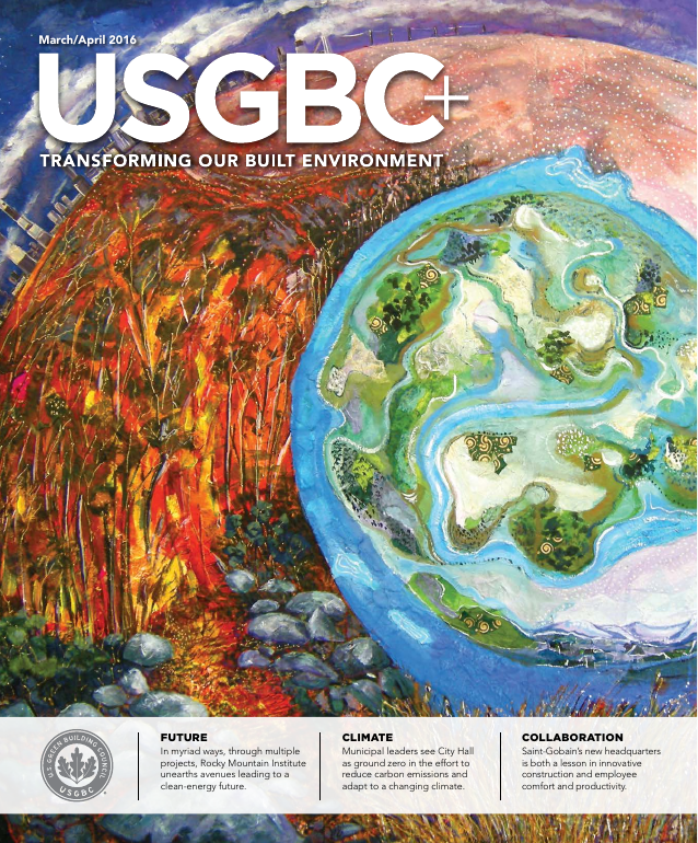 USGBC+ magazine